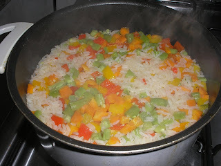arroz na manteiga