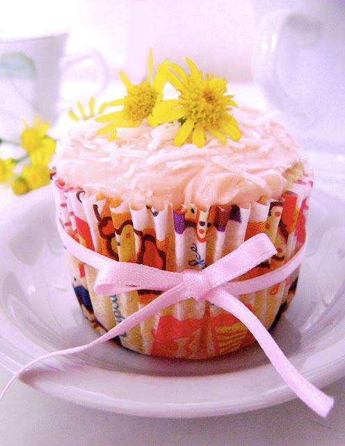Cupcake de Baunilha - Vídeo Receita