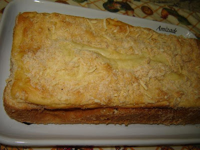 Torta Light de liquidificador
