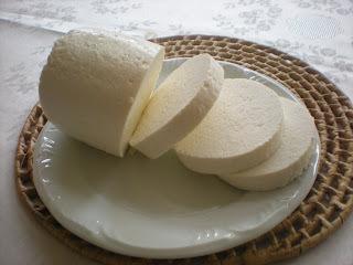 pate de ricota com milho e creme de leite