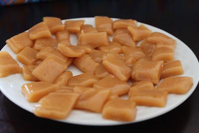Caramelo Caseiro