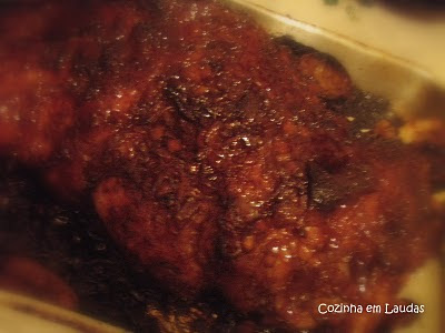 Pernil Suíno ao Molho Barbecue - BBQ Pork Shank