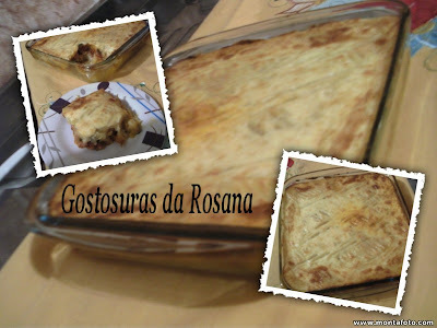 Torta de Linguiça com Alho Poró