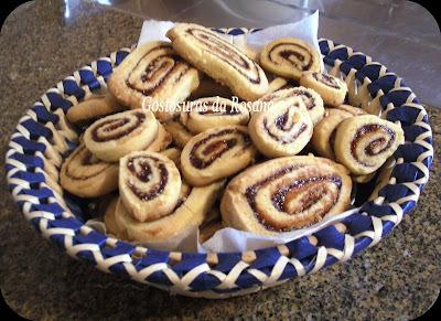 biscoito com farinha de trigo sem fermento