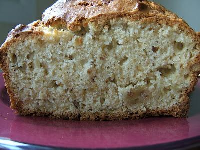 Pan dulce de manzanas y queso - APPLE CHEESE BREAD