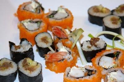 Sushi en casa: Los Ingredientes