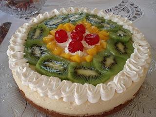 Torta tropical