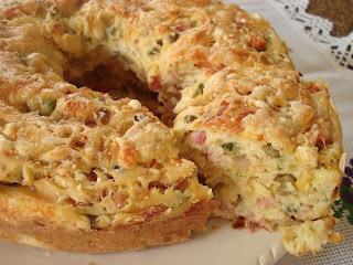 bolo de milho verde caipira salgado
