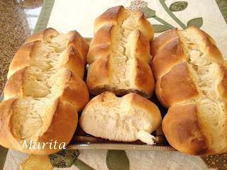 pão sovado com fermento seco caseiro
