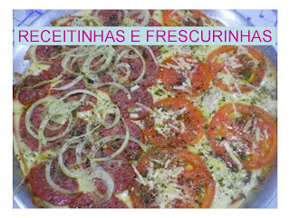 massa de pizza edu guedes