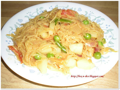 Spicy Vermicelli(Jave) Recipe