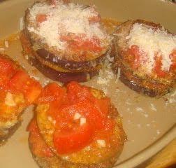 Eggplant Sandwich - A Take on Eggplant Parmigiano
