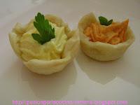 Idea para un bocadillo salado