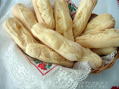 Biscoitos de Polvilho da Vice
