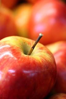 A que sabe una manzana?