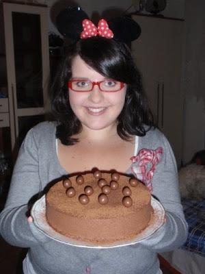 Torta z čokoládovej peny