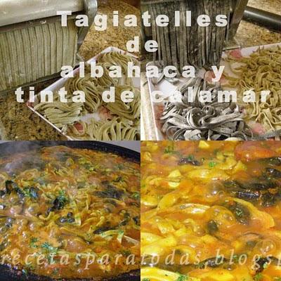 BIPASTA EN SABORES DE MAR Y TIERRA