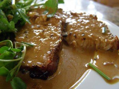 budin de carne de soya
