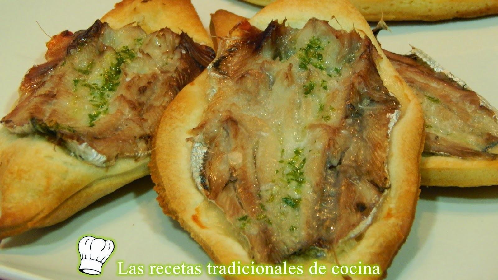 Receta de tortitas de sardina fresca
