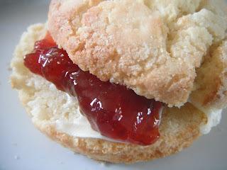 yogurt scones bbc