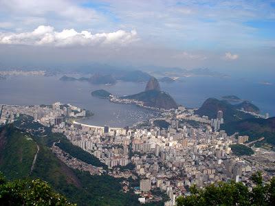 Viajando pelo BRASIL: Cidade Maravilhosa!