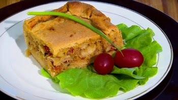 Empanada de Bacalhau da Galícia