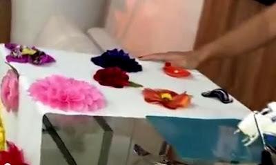 Aprenda como fazer 7 tipos de flores!
