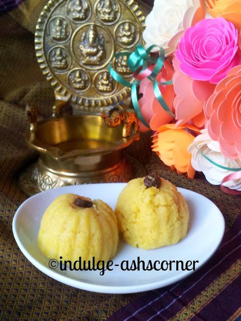 Mango Sheera/ Mango Sooji Halwa/Ambyacha sheera