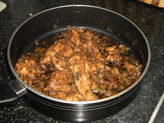 Chicken Chukka Varuval