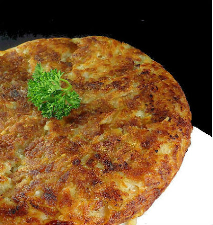 Rösti  -  Swiss Hash Brown Potatoes