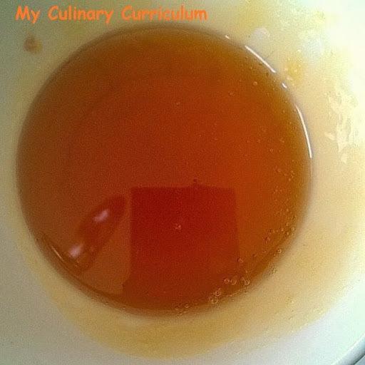 Caramel liquide (pour nappage)