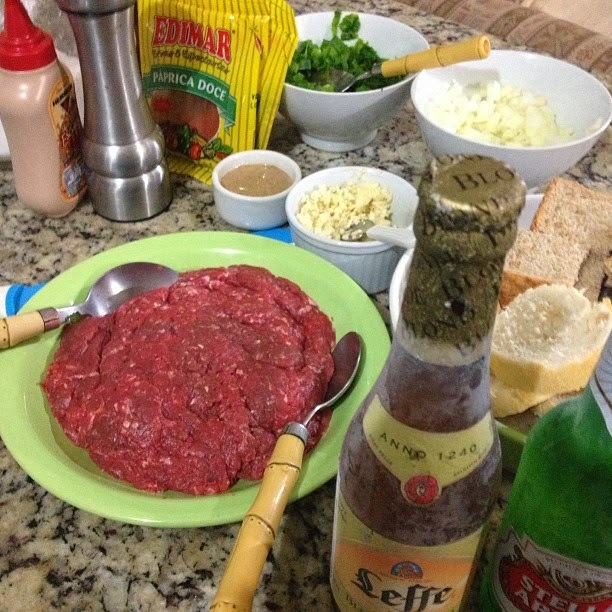 Carne de Onça - um clássico curitibano!