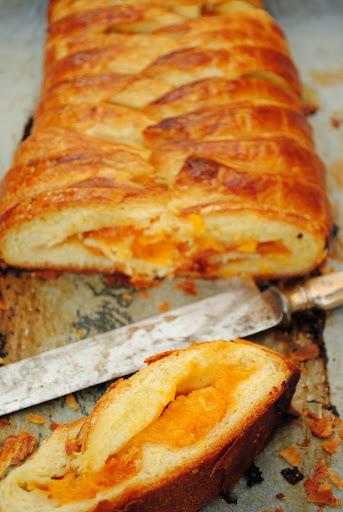 Daring bakers-Danska pletenica