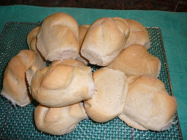 Pan tipo frances