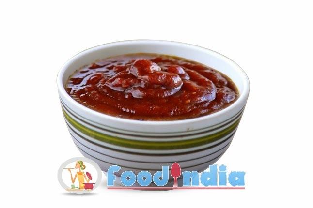 Khati Mithi Khajur Ambodiya Chutney Recipe