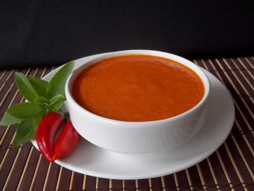 Molho de pimenta vermelha