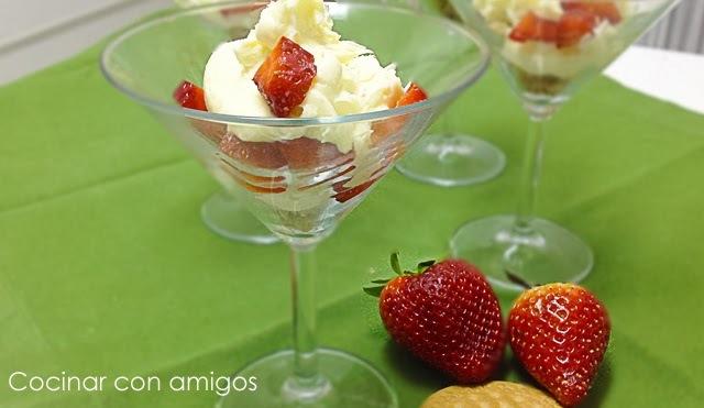 5 recetas fáciles y rápidas con fresas