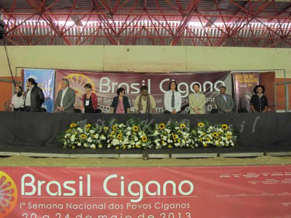 BRASIL CIGANO - PRIMEIRO DIA