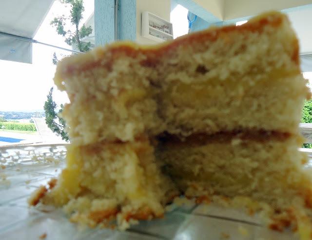 bolo de farinha de coco sem carboidrato
