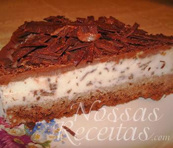 Torta Sorvete de Flocos