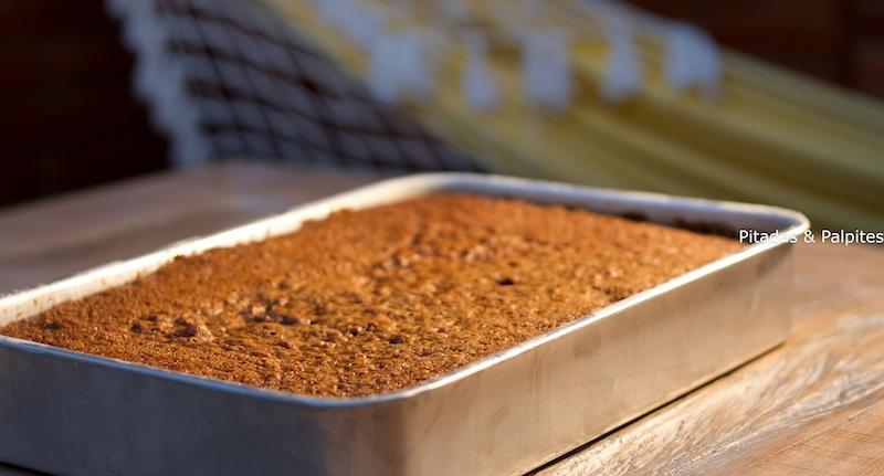 Bolo Cuca de Café