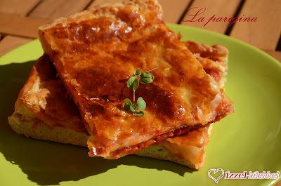 Újdonság pizza fronton: nápolyi pizzaszendvics (la pizza parigina napoletana)