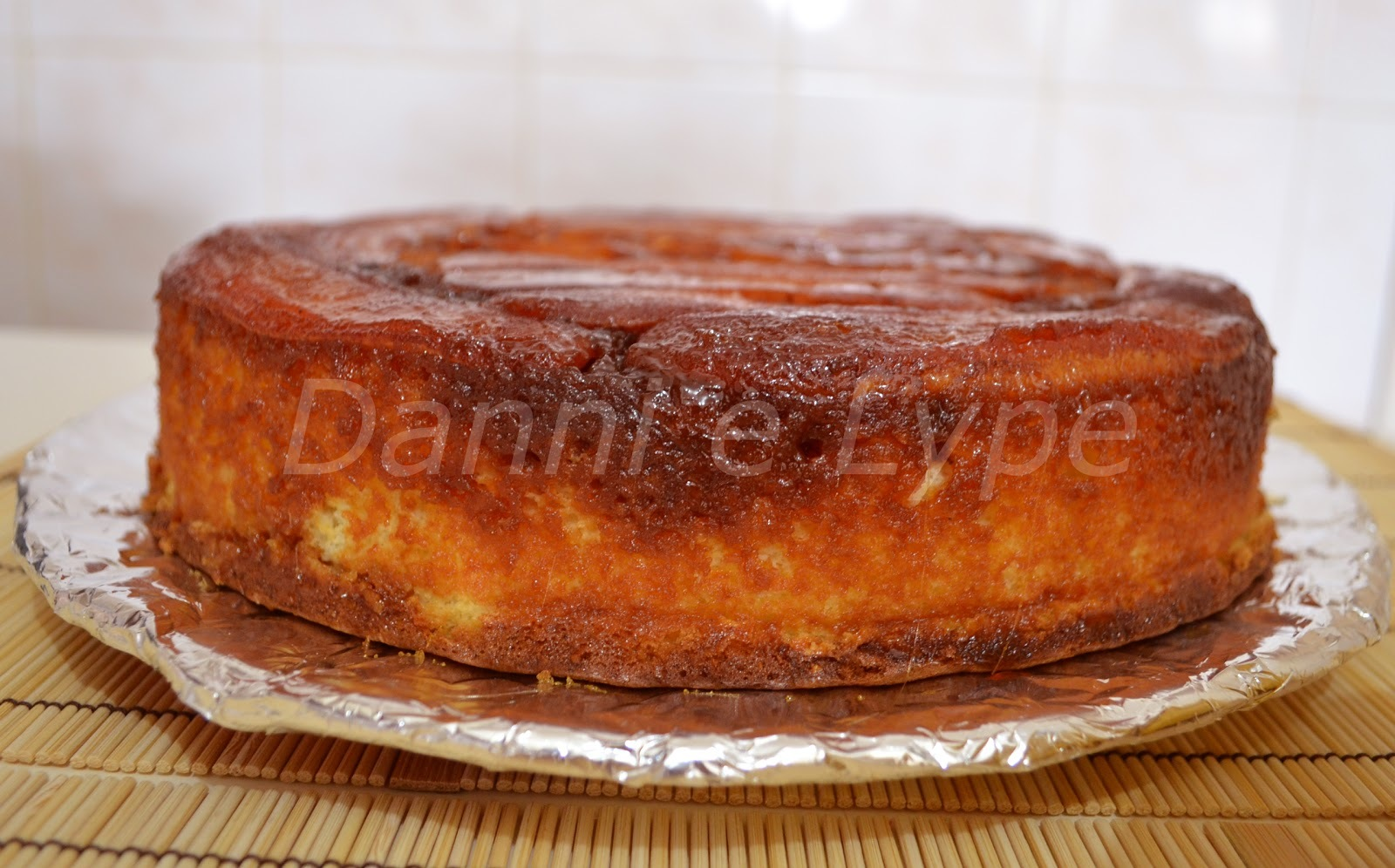 como assar bolo na superficie do fogão