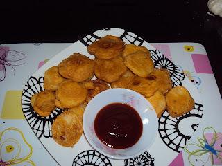Potato  pakoda / Aloo bhaji