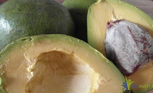 creme de abacate sem leite condensado