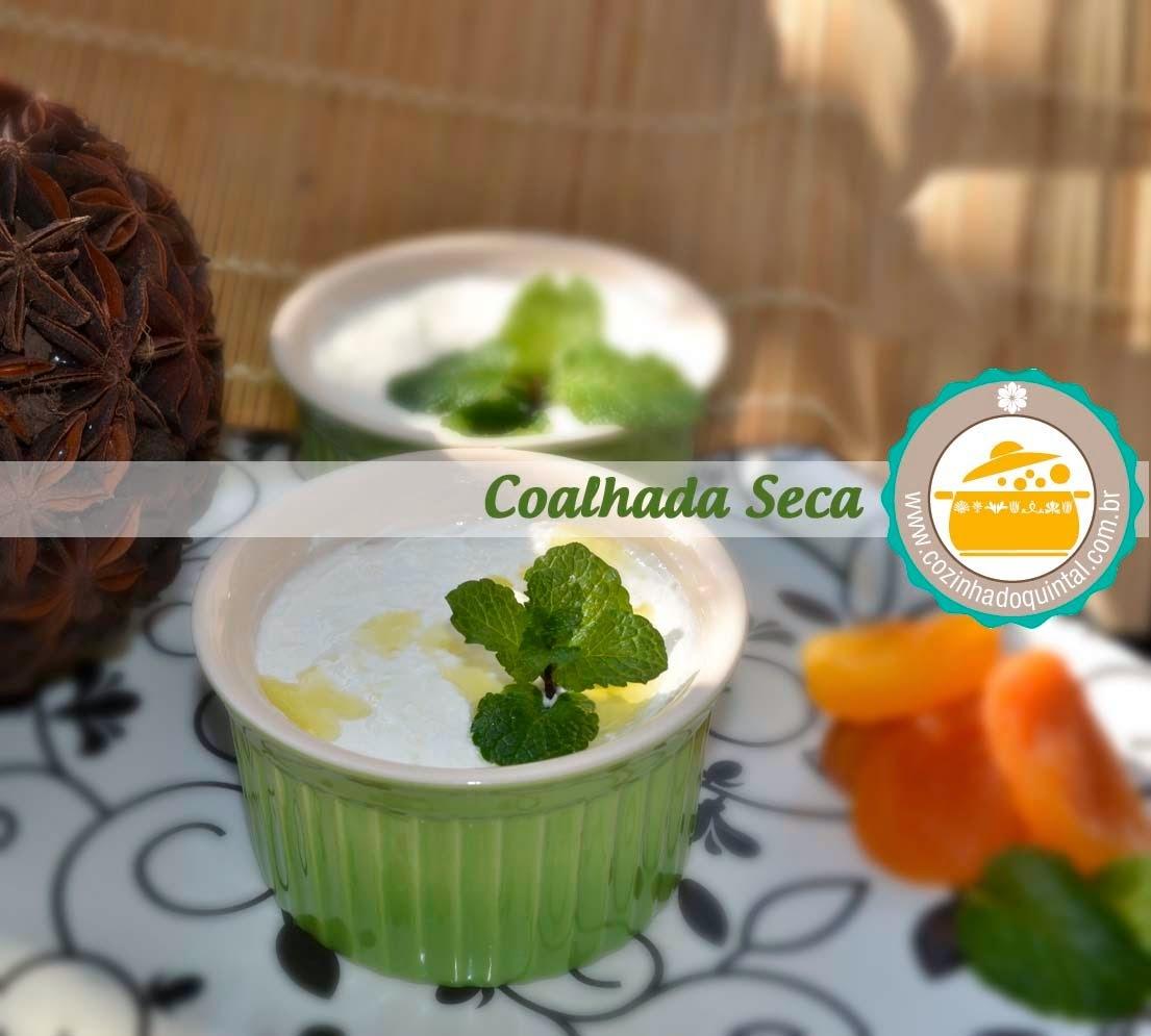 Coalhada Seca, que agora se chama iogurte grego