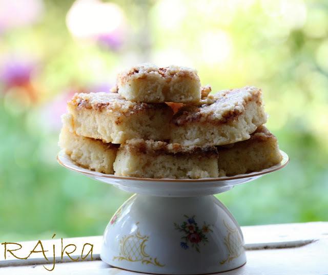 Maslový koláč zo Saska