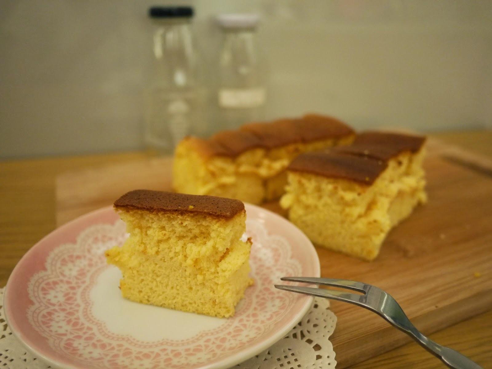 [甜甜] 橙香蜂蜜蛋糕