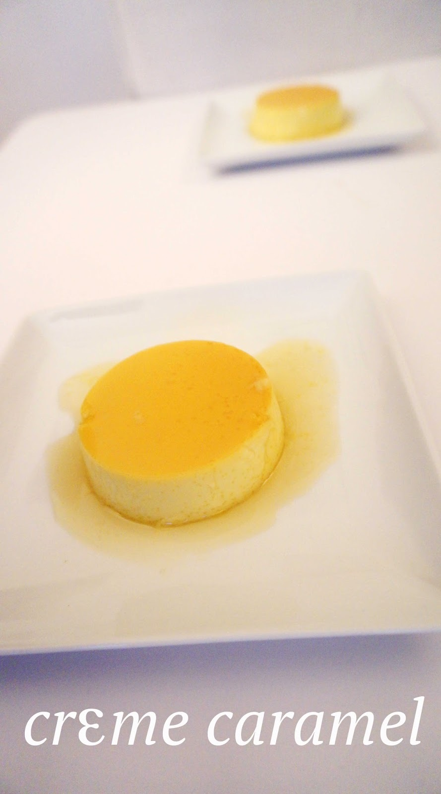 How to Creme Caramel with Donna Hay