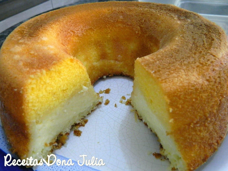 pode fazer bolo de fuba cremoso sem manteiga